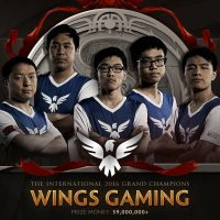 Wings Gaming are the The International 2016 Champions!
