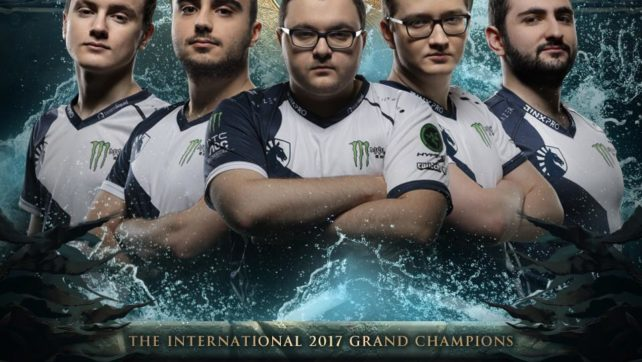 Team Liquid are the The International 2017 Champions!